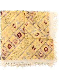 шарф с принтом Isabel Marant