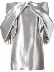 платье с объемными рукавами Monse