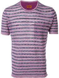 футболка в полоску  Missoni