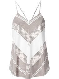 striped top Derek Lam 10 Crosby