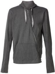 'Carbon' pullover with asymmetrical zip Taichi Murakami