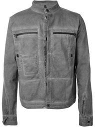 джинсовая куртка на молнии  Barbara I Gongini