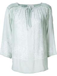 прозрачная блузка 'Baila' Mes Demoiselles
