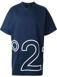 свободная футболка  Nº21
