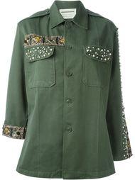 embellished military jacket Night Market