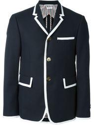 contrast trim blazer Thom Browne