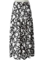 юбка с цветочным принтом  I'M Isola Marras