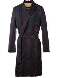 пальто в полоску Uma Wang