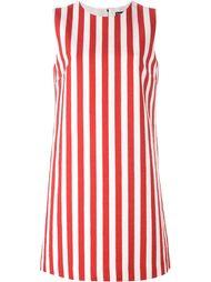 платье шифт в полоску  Dolce & Gabbana