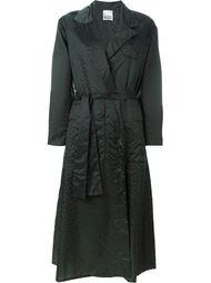 пальто с поясом  Arthur Arbesser