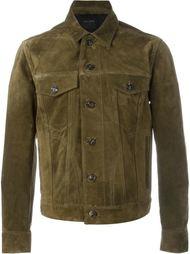 классическая замшевая куртка Marc Jacobs