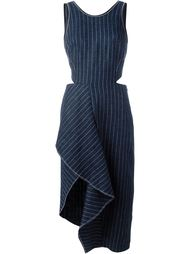 асимметричное платье  3.1 Phillip Lim