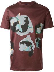 футболка с принтом  Lanvin