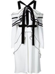 платье с открытыми плечами Proenza Schouler