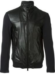 куртка на молнии Emporio Armani