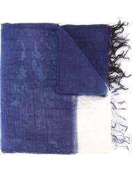 frayed scarf Suzusan