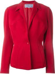 пиджак со структурированными плечами Thierry Mugler Vintage