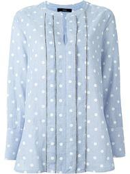 блузка в горошек  Steffen Schraut