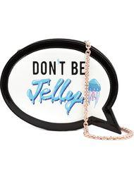 клатч 'Don't be Jelly' Sophia Webster