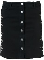 мини-юбка с заклепками Beau Souci