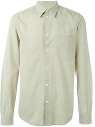 классическая рубашка Helmut Lang Vintage