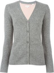colour block cardigan Chinti And Parker