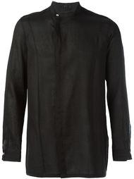 рубашка со смещенной планкой The Viridi-Anne