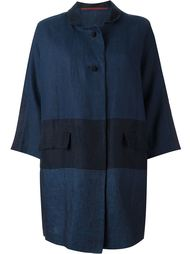 куртка свободного кроя в стиле колор-блок  Daniela Gregis