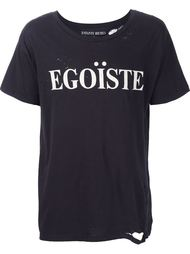 футболка 'Egoiste' Enfants Riches Deprimes