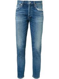 укороченные джинсы кроя скинни Citizens Of Humanity