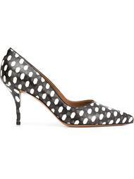 туфли с геометрическим принтом Givenchy