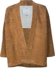 замшевая куртка 'Sanjuro' Visvim