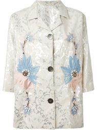 embroidered blazer Antonio Marras