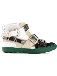 ботинки с ремешками Toga