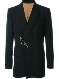 пиджак с застежкой в виде меча Jean Paul Gaultier Vintage