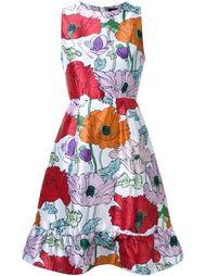 платье с цветочным принтом   DressCamp