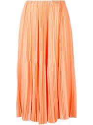 длинная плиссированная юбка Astraet