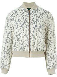 кружевная куртка-бомбер  Jean Paul Gaultier Vintage
