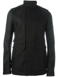 куртка в стиле милитари  Rick Owens