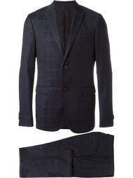 checked suit Z Zegna