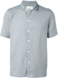 полосатая рубашка с короткими рукавами 'New Piano'  Folk