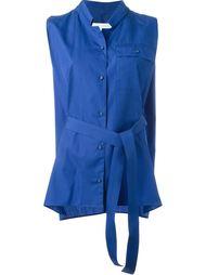 блузка без рукавов  Maison Margiela