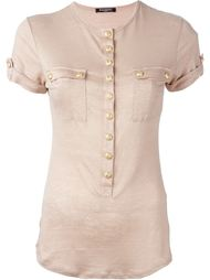 short sleeve top Balmain