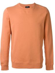crew neck sweatshirt A.P.C.