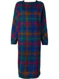 платье миди в клетку Missoni Vintage