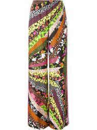 high waist trousers Versace