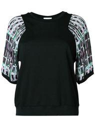 'Zahara' jersey top Megan Park