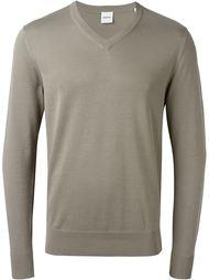 свитер c V-образным вырезом  Aspesi