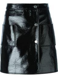 юбка на пуговицах  Courrèges