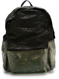 block colour backpack Oxs Rubber Soul
